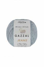 Gazzal Jeans El Örgü İpi   1110