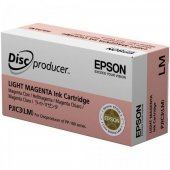 Epson PP-100 Light Magenta Açık Kırmızı Mürekkep Kartuş S020449