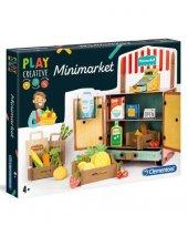 +4 Yaş Play Creative Minimarket 18550 (Clementoni)