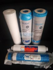 Super Water Su Arıtma Cihazı 5 Li Filtre Seti