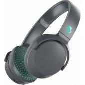Skullcandy Riff Bluetooth Kablosuz Kulaküstü Kulaklık GRİ