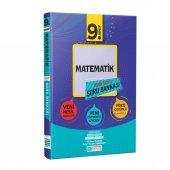 9. Sınıf Matematik Video Çözümlü Soru Bankası Evrensel İletişim Yayınları
