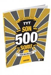 TYT Fen Bilimleri Son 500 Soru Hız Yayınları