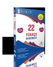 8. Sınıf Türkçe 22 Denemesi Prf Paraf Yayınları