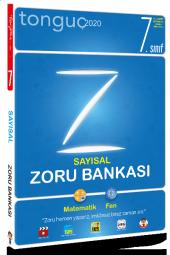 7.Sınıf Sayısal Zoru Bankası Tonguç Akademi Yayınları
