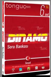 6.Sınıf Dinamo Sosyal Bilgiler Soru Bankası Tonguç Akademi Yayınları