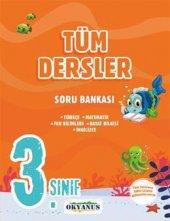 3.Sınıf Tüm Dersler Soru Bankası Okyanus Yayınları