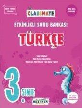 3.Sınıf Türkçe Classmate Etkinlikli Soru Bankası Okyanus Yayınları
