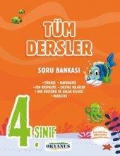 4.Sınıf Tüm Dersler Soru Bankası Okyanus Yayınları