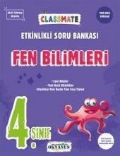 4.Sınıf Fen Bilimleri Classmate Etkinlikli Soru Bankası Okyanus Yayınları