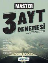 AYT Master 3 Deneme Okyanus Yayınları