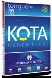 8.Sınıf LGS KOTA Konu Taramaları Matematik Kotası Tonguç Akademi Yayınları