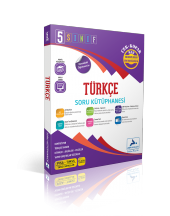 5. Sınıf Türkçe Soru Kütüphanesi Çek Kopar PRF Paraf Yayınları