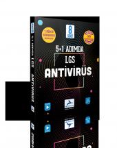 8. Sınıf LGS 1. Dönem 5 + 1 Adımda Antivirüs Deneme PRF Paraf Yayınları