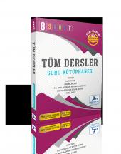 8. Sınıf Tüm Dersler Soru Kütüphanesi Çek Kopar PRF Paraf Yayınları
