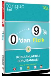 0 dan 9 a Fizik Konu Anlatımlı Soru Bankası Tonguç Akademi Yayınları