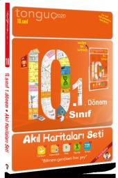 10. Sınıf 1. Dönem 10.1 Akıl Haritaları Seti Tonguç Akademi Yayınları