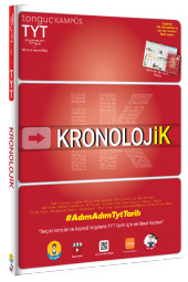 TYT KronolojİK Tonguç Akademi Yayınları