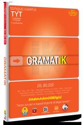 TYT Gramatik Dil Bilgisi Soru Bankası Tonguç Akademi Yayınları