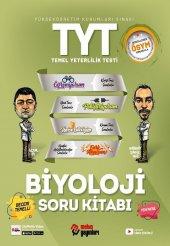 TYT Biyoloji Soru Kitabı Metin Yayınları