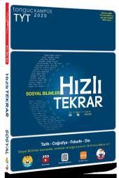TYT Sosyal Bilimler Hızlı Tekrar Tonguç Akademi Yayınları