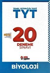 TYT Biyoloji 20 Deneme Metin Yayınları