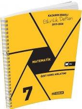 7. Sınıf Matematik Kazanım Odaklı Etkinlik Defteri Hız Yayınları