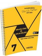 7. Sınıf Din Kültürü ve Ahlak Bilgisi Kazanım Odaklı Etkinlik Defteri Hız Yayınları