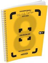 8. Sınıf Fen Bilimleri Kazanım Odaklı Etkinlik Defteri Hız Yayınları