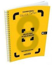 8. Sınıf Din Kültürü ve Ahlak Bilgisi Kazanım Odaklı Etkinlik Defteri Hız Yayınları