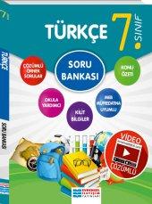 7. Sınıf Türkçe Video Çözümlü Soru Bankası Evrensel İletişim Yayınları