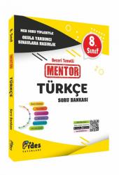 8. Sınıf Mentor Türkçe Fides Yayınları