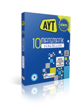 AYT Matematik 10 Branş Denemesi KöşeBilgi Yayınları