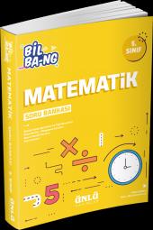 5.Sınıf Bil Bang Matematik Soru Bankası Ünlü Yayınları
