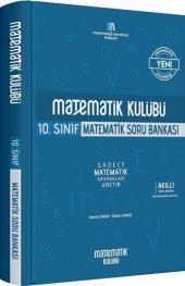 10. Sınıf Matematik Soru Bankası Matematik Kulübü Yayınları