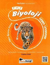 TYT Biyoloji Temel ve Orta Düzey Soru Bankası Kafa Dengi Yayınları
