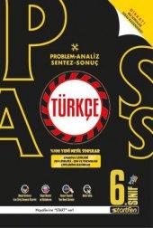 6. Sınıf Türkçe Pass Soru Bankası Startfen Yayıncılık