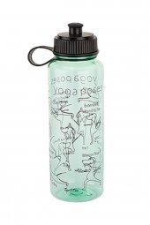 Dog Yoga Tritan Sporcu Su Şişesi 750Ml