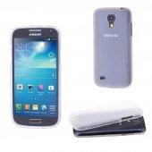 Samsung Galaxy S4 Mini Gt İ9190 Şeffaf Silikon Kılıf - ŞEFFAF