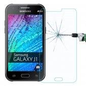 Samsung Galaxy J1 J100 İçin Kırılmaz Cam Ekran Koruyucu