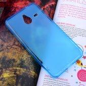 Microsoft Lumia 640 Xl Ultra Koruma Silikon Kılıf - MAVİ