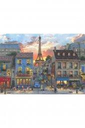 Paris Sokakları 3000 Parça 4910