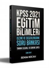 Benim Hocam KPSS Eğitim Bilimleri Ölçme ve Değerlendirme Soru Bankası 2021