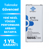 Samsung Galaxy A7 2016 Batarya A710 Batarya Orjinal Arbaks