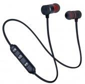 Escomgold Sport Mıknatıslı Bluetooth Kulak İçi Kulaklık