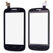 Alcatel Pop C3 Ot-4033 Dokunmatik Touch Screen - SİYAH