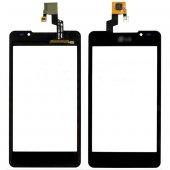 Lg Optimus 3d Max P720 P725 Dokunmatik Touch Panel - SİYAH