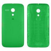 Motorola Moto G Xt1032 Xt1033 Arka Pil Batarya Kapağı - YEŞİL