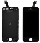 İPhone 5C Dokunmatik Lcd Ekran - SİYAH