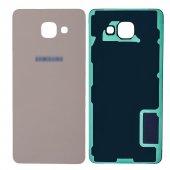 Samsung Galaxy A5 A510 (2016) İçin Arka Pil Batarya Kapak Lens - GOLD